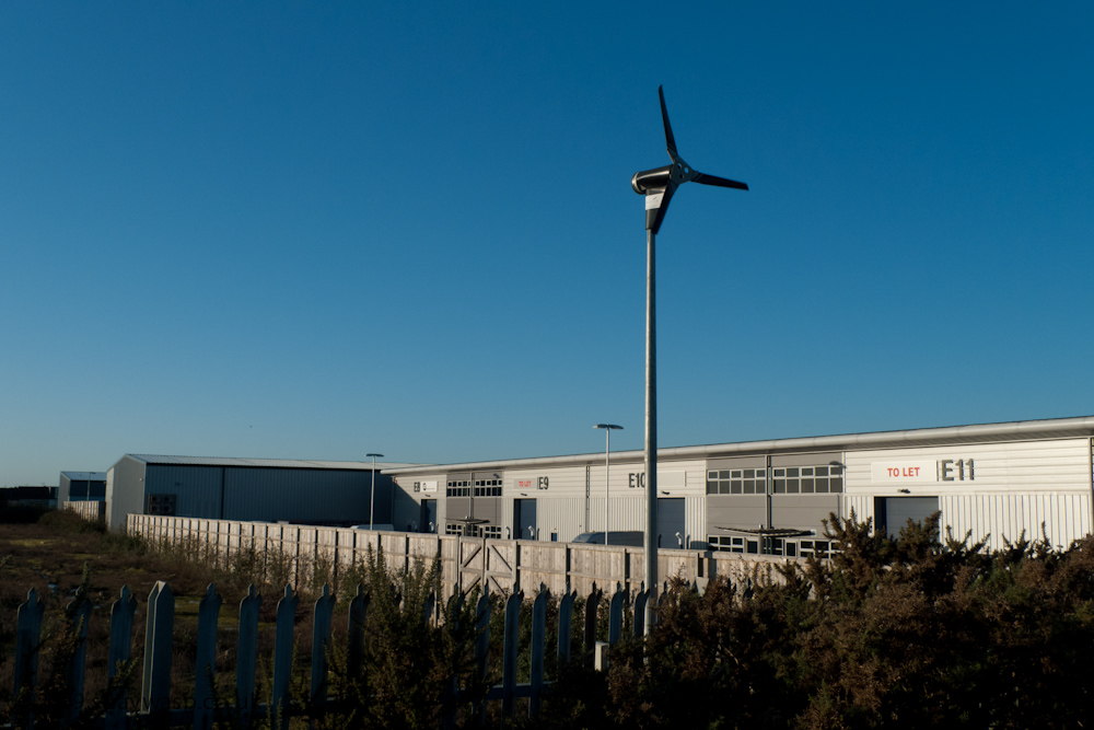 Portsmouth Wind Turbine