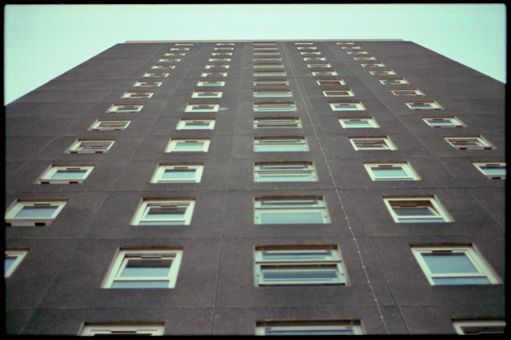 A Portsmouth High Rise