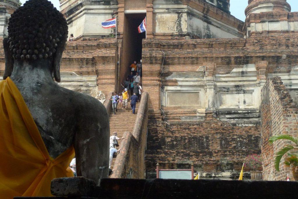 Wat Yai Chai Mongkol - Ayutthaya
