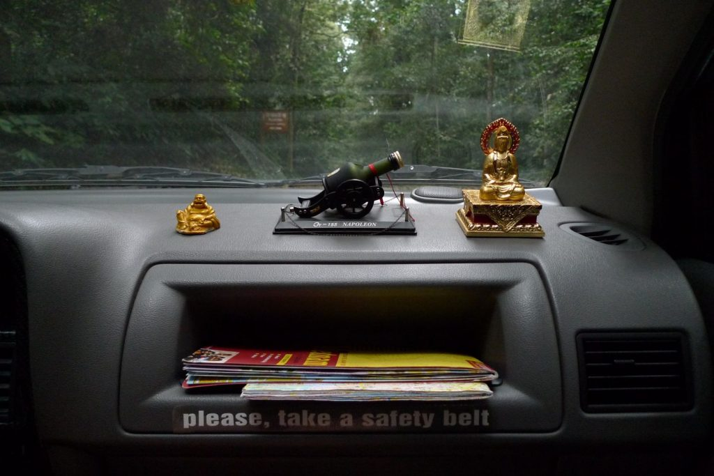 Please, Take A Safety Belt