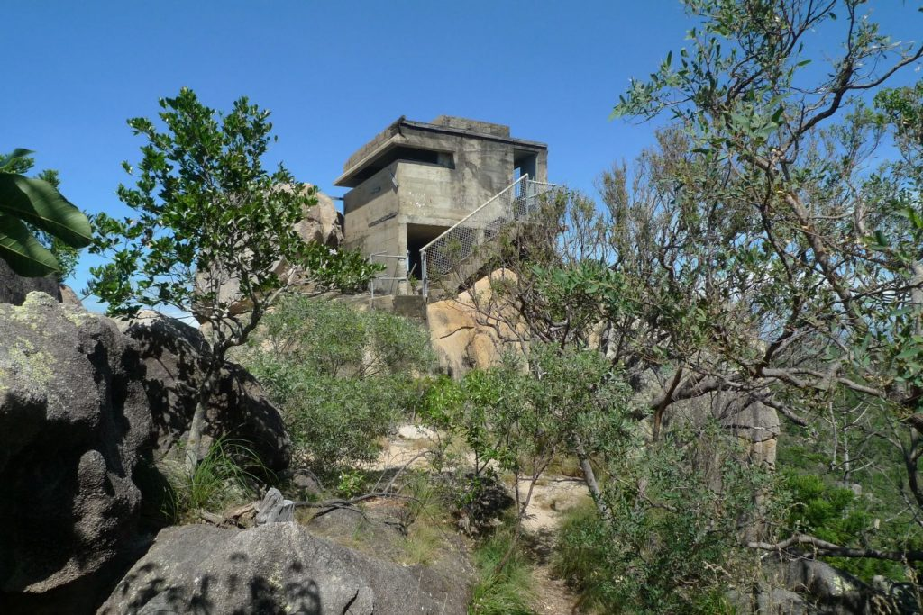 Magnetic Island WWII Fort
